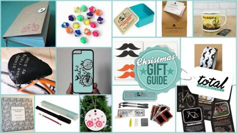 christmas gift guide secret santa gifts for cyclist