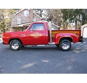 1978 Dodge Lil Red Express Truck For Sale  Other