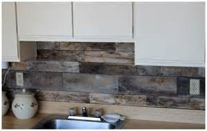 easy to install backsplashes for kitchens pin by bev on cabin