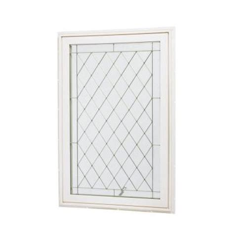 home depot awning window tafco windows 31 5 in x 47 5 in awning vinyl window