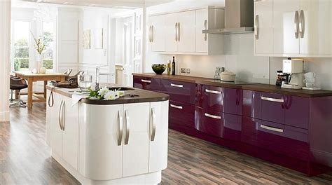 cooke and lewis kitchen cabinets 25 best ideas about purple kitchen cabinets on pinterest