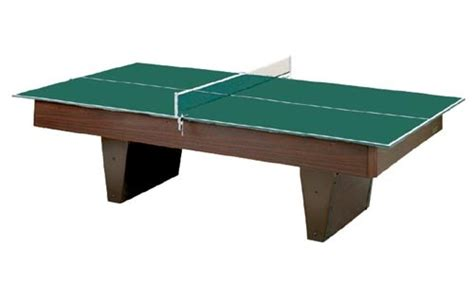 ping pong tables gt ping pong conversion top for billiard table