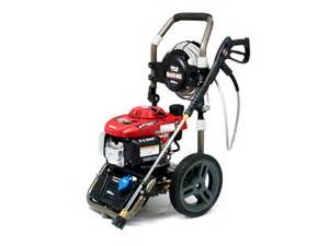 Honda 2700 Psi Pressure Washer 239 99 Black Max 2700 Psi Power Washer With 161cc 4 4hp