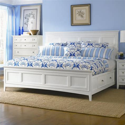 white full size bed with drawers underneath smart full size bed with storage drawers underneath