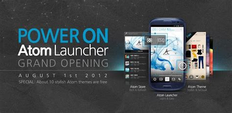 atom launcher themes apk free download atom launcher free apps android com