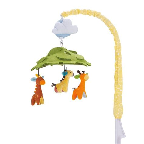 Skip Hop Crib Mobile by Skip Hop Musical Crib Mobile Giraffe Safari Baby