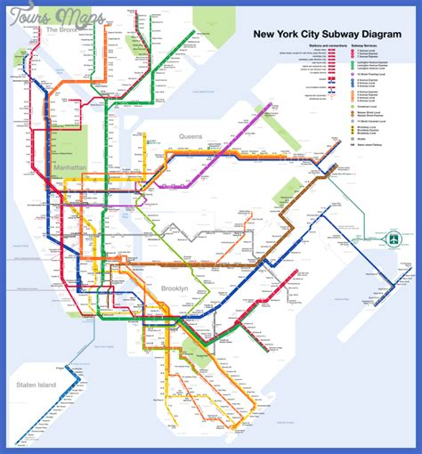 subway map in nyc durban subway map toursmaps