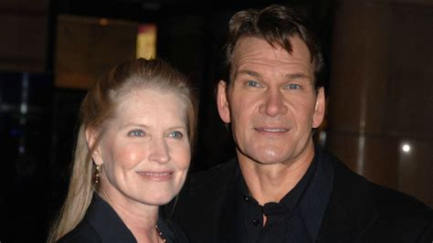 lisa niemi and patrick swayze children patrick swayze s wife forced to deny horrible abuse claims