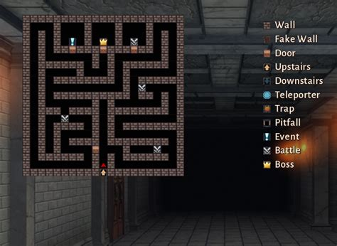 observatory dungeon map image map lvl6 observatory png sakura dungeon wikia