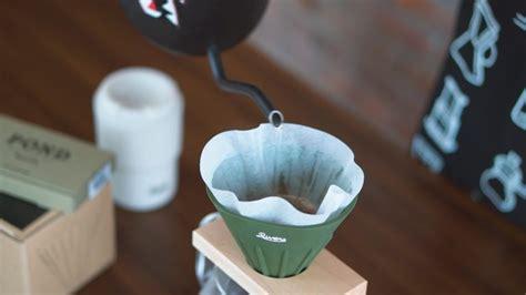 ulir dripper rahasia nikmat pour  ketika seduh kopi sendiri majalah otten coffee