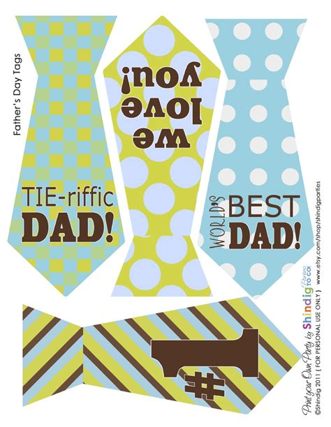 fathers day template s day printables did these for fd and as