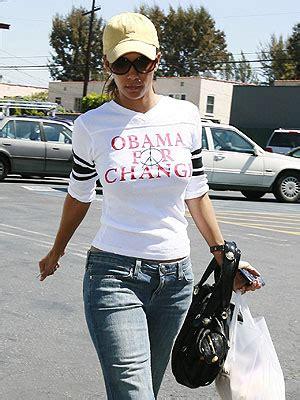You Asked We Found Halles Obama For Change Shirt you asked we found halle s obama for change shirt