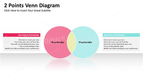 Venn Diagrams Powerpoint Slidepoints Venn Diagram Template For Powerpoint