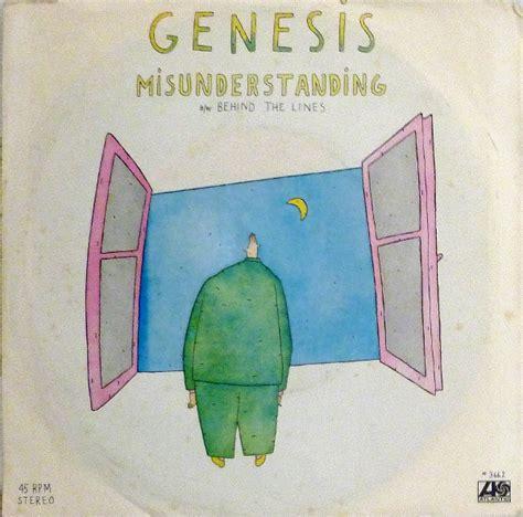 misunderstanding genesis misunderstanding single
