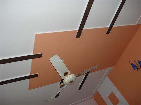pop designs on roof without ceiling home combo
