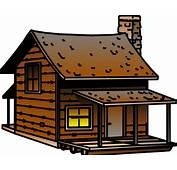 Cabin Clipart Wooden House 2698305