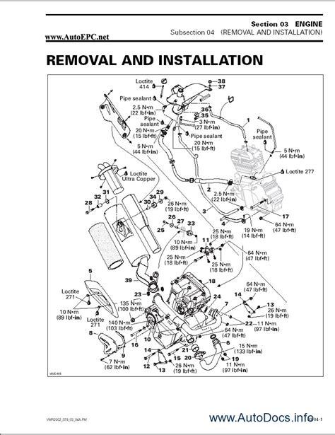 Bombardier Atv 2002 Parts Catalog Repair Manual Order