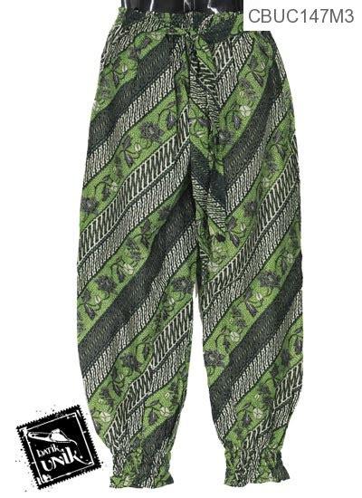 Celana Panjang Aladin Batik Cbm001 Murah celana aladin motif parang liris bawahan rok murah