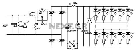 220v led circuit diagrams 25 wiring diagram images