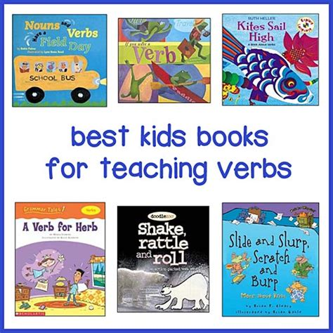 teaching plot with picture books childrens books for teaching verbs list of best picture