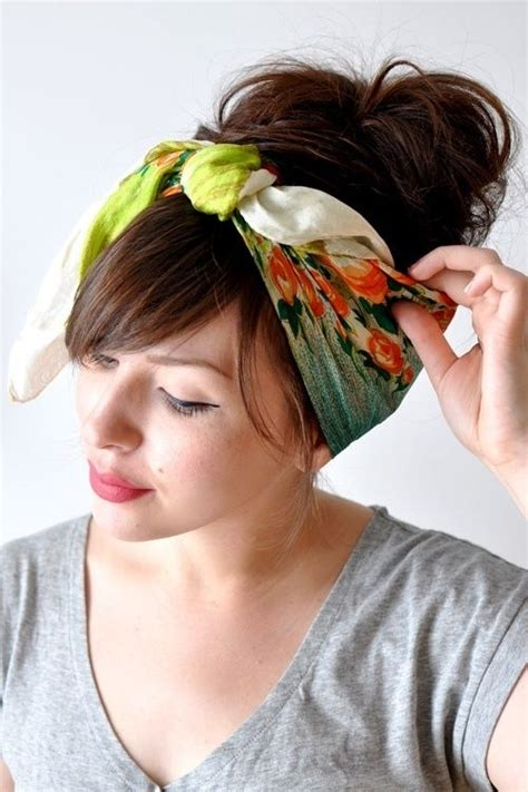 how to tie a scarf to cover your entire fab