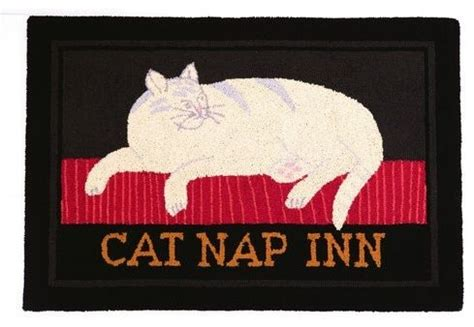 cat nap inn hook pillow 16x20 quot contemporary decorative