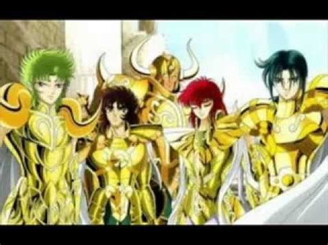 saint seiya  dimension caballeros dorados youtube