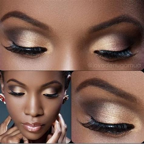 make up for women 46 60 beautiful wedding makes up for black women