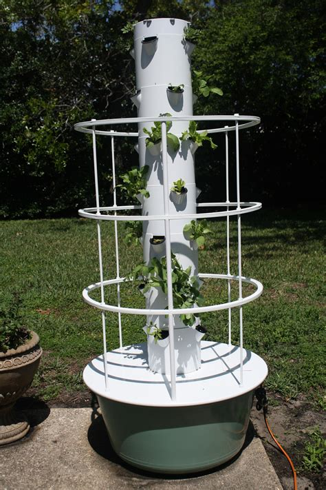 Aeroponic Tower Garden by Hydroponics Aeroponic Tower Garden Review