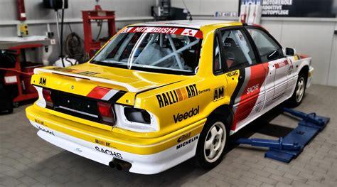 mitsubishi galant vr4 xtrem promotion rally car mitsubishi galant vr4