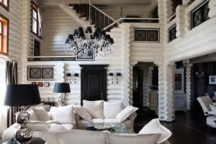 Black White Home Decor by Black And White House In A Mix Of Styles Digsdigs