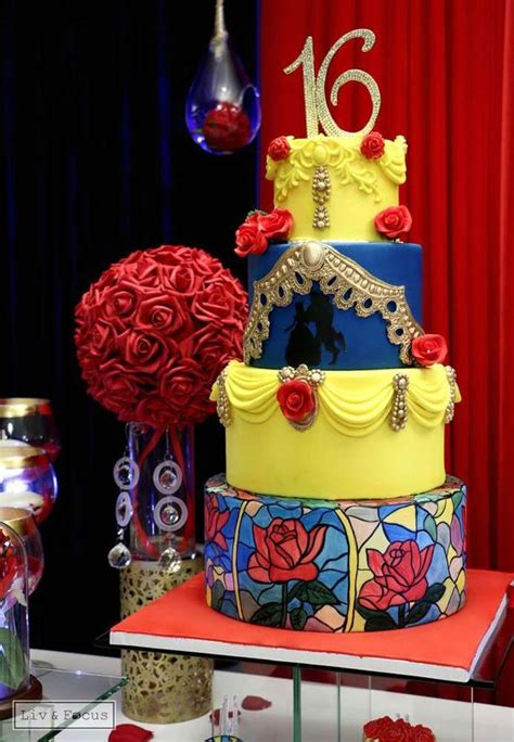 quinceanera themes beauty and the beast belle beauty and the beast quincea 241 era party ideas a