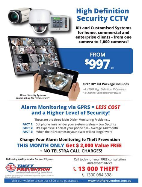 Security Company Brochure Template Security Guard Flyer Best