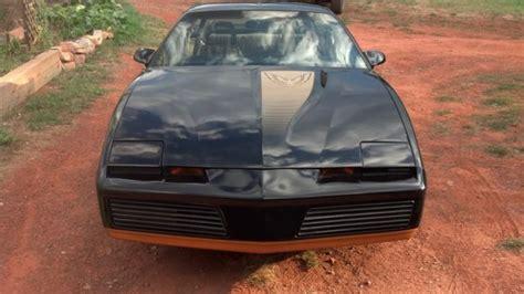 Pontiac Crossfire For Sale 1983 Pontiac Trans Am Recaro Crossfire Black Gold Bandit