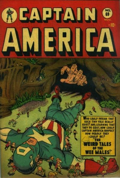 the big book of volume 2 69 tales a cleis anthology books captain america comics vol 1 69 marvel comics database