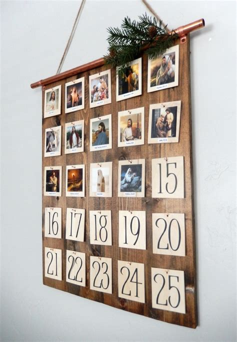 christian advent calendars to make remodelaholic it s the countdown 30 charming