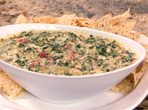 gina s spinach dip recipe patrick and gina neely food network