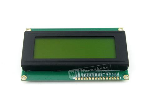 Ecocentra A Green Alternative To Ebay by 2004 Lcd Gr 252 N Display Anzeigen 20x4 Zeichen 5v For Arduino