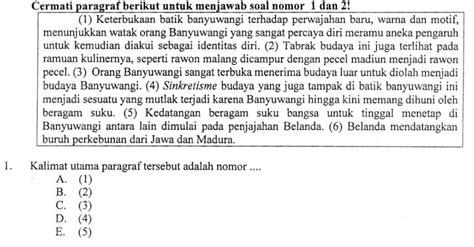 pembahasan soal un bahasa indonesia 2016 prediksi soal un pembahasan soal un tahun 2016 2017 bahasa indonesia sma ma