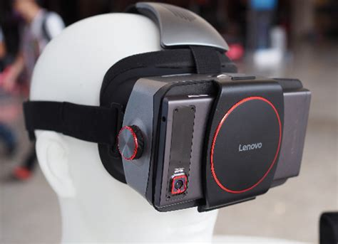 Lenovo Vr Glasses Lenovo Plans To Bundle A Vr Headset With Its Flagship