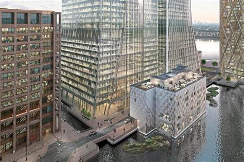 top bars in canary wharf canary wharf to get first private members club which will float london evening