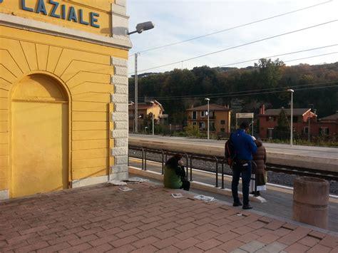 di marino linea ferroviaria albano roma il caff 232 dei castelli in