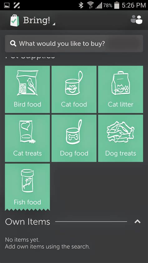 list of app stores for android best grocery list app android grocery list template