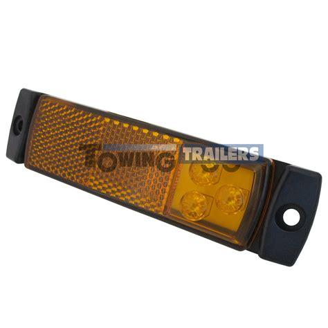 led marker lights led autols 129 series trailer marker light with