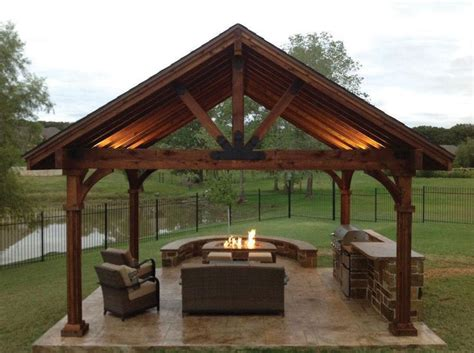 backyard pavilion ideas 25 best gazebo ideas on pinterest pergola ideas decks and large gazebo
