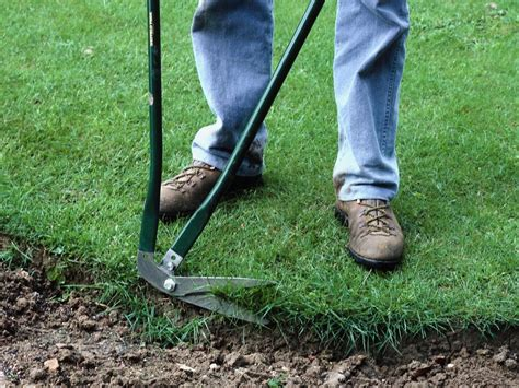 Landscape Edging Cutter 10 Types Of Lawn Tools Hgtv