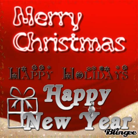 merry happy holidays and happy new year to you
