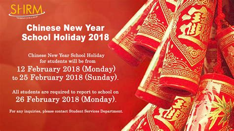 new year sale 2018 singapore new year school 2018 welcome to shrm