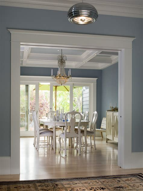 dining room molding ideas try this 5 easy tricks to brighten up a room for summer