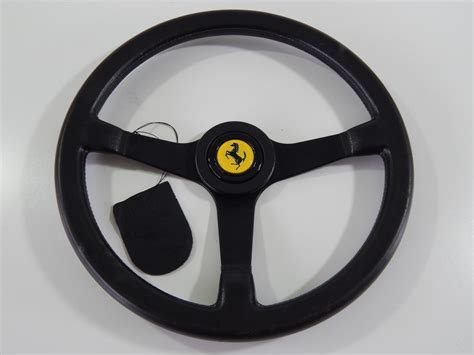 ferrari steering wheel ferrari testarossa momo leather steering wheel classic